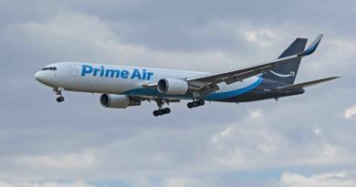 Amazon начал строительство аэропорта на 100 грузовых самолетов, которых у него нет