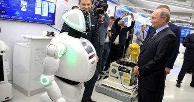 """Президент Путин: """"ИИ - одно из ключевых направлений, определяющих будущее всего мира"""""""