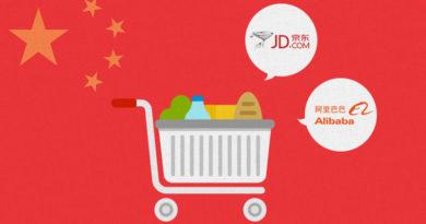 JD и Alibaba