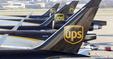 акции UPS подорожали