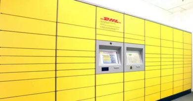 DHL Packstations
