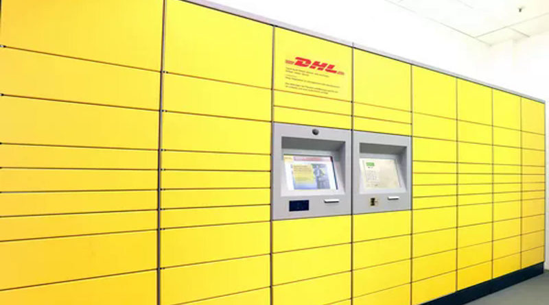 DHL Packstations