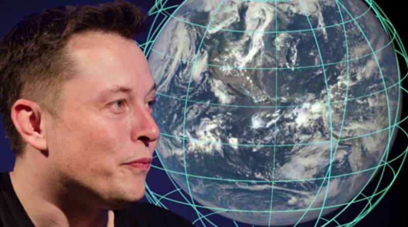 спутниковый интернет илон маск