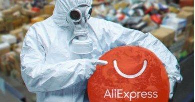 AliExpress, Китай и короновирус