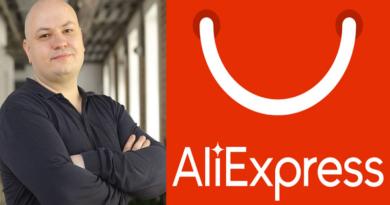 Анатолий Орлов AliExpress Россия