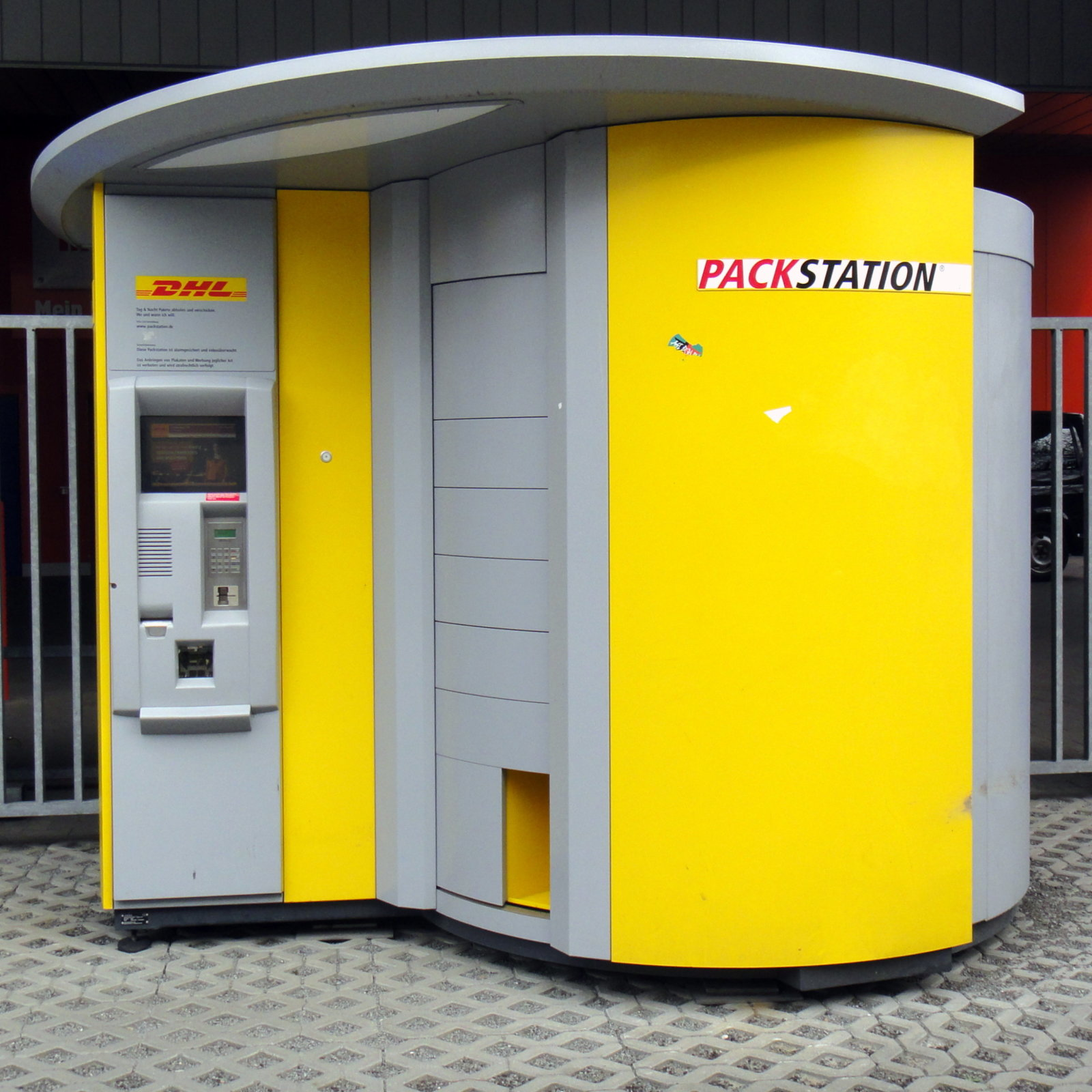 Packstations