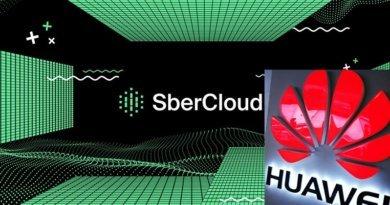 Huawei и Сбербанк
