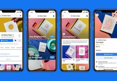 Facebook Shops – новая платформа для eCommerce внутри экосистемы Facebook