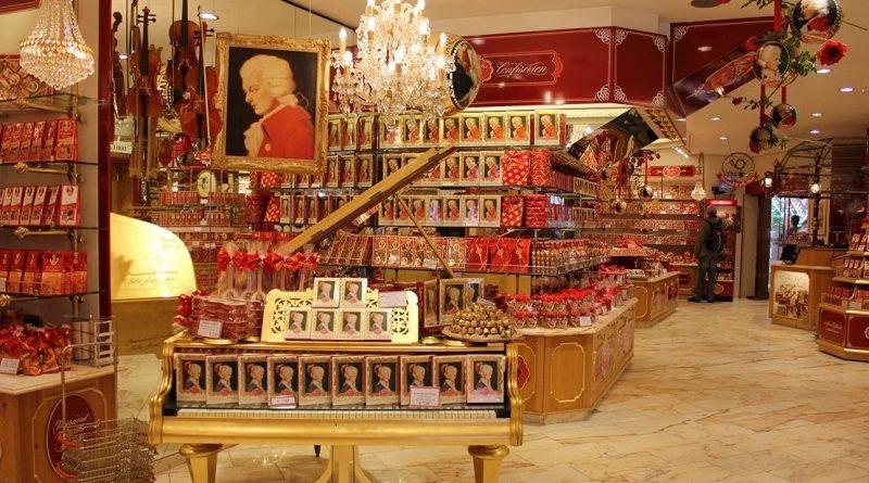 Магазин Австрия