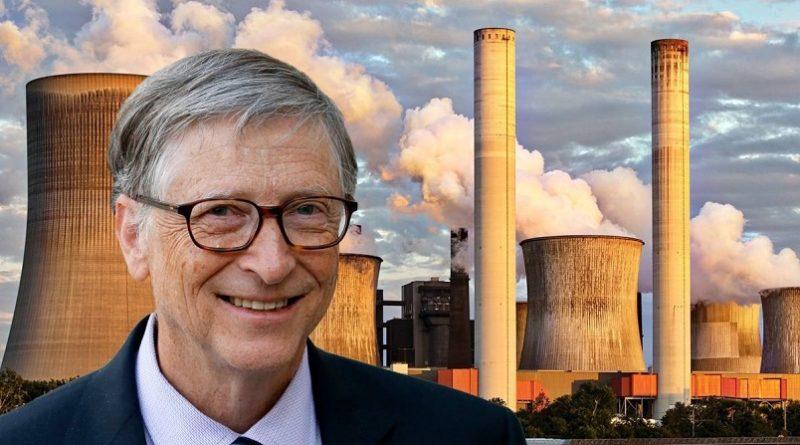 гейтс и атомная энергетика