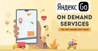 Яндекс GO On demand