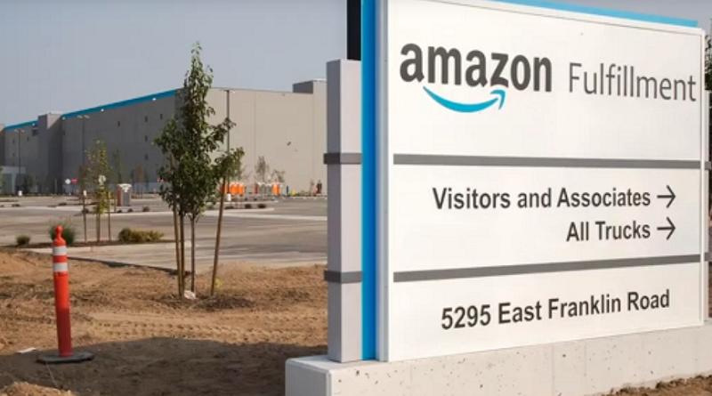 Amazon в Айдахо