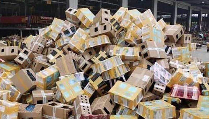 Гибель животных на складе в Китае