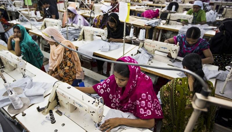 швейники из бангладеш