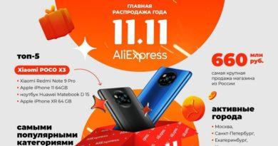 AliExpress Russia 11.11_