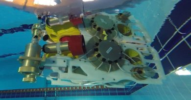 Подводные роботы из Владивостока