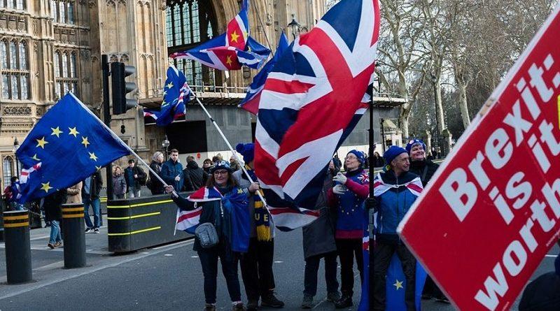 Великобритания брекзит
