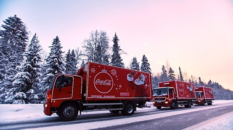 coca cola russia