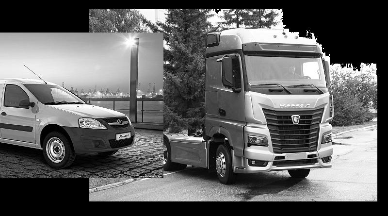 российский коммерческий транспорт_чб_