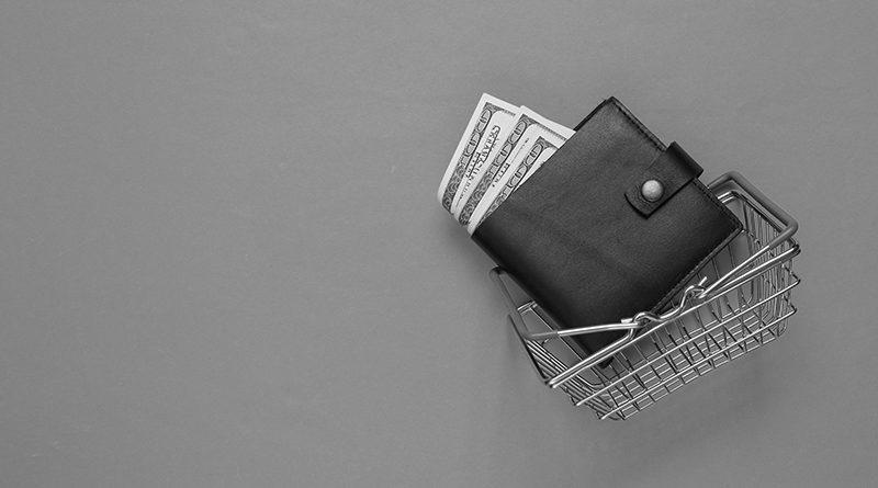 CPA корзина бумажник