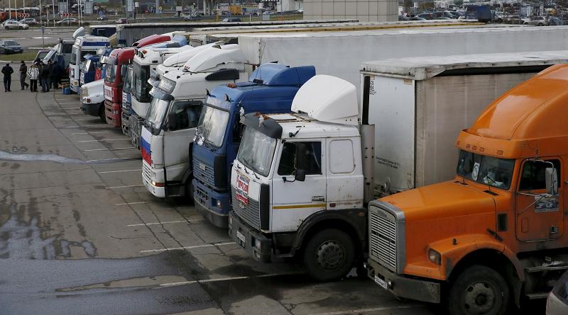 автомобили грузовые россия_