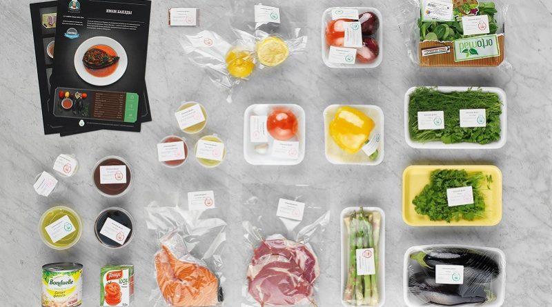 наборы продуктов для приготовления блюд дома_