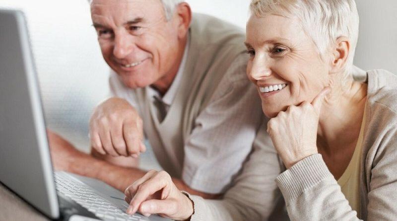 возрастной покупатель в интернете_