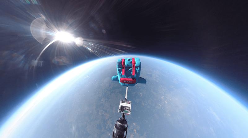 Экспресс-доставка в космос МВидео_