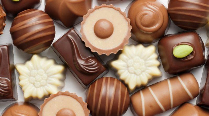 шоколадные конфеты_